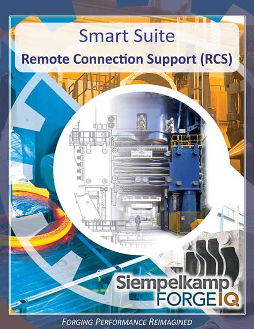 Smart Suite Remote Connection Support (RCS) brochure