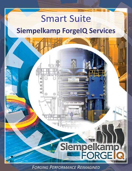 Smart Suite Siempelkamp ForgeIQ Services brochure